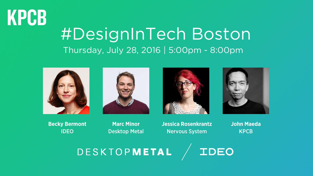 Desktop metal desktopmetal twitter for Ideo boston