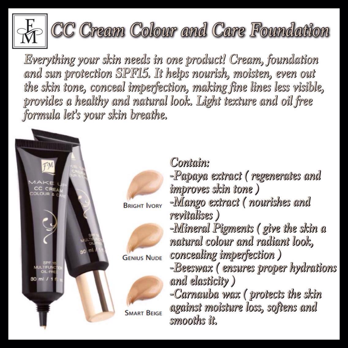 Colour care foundation - 0 Replies 0 Retweets 0 Likes