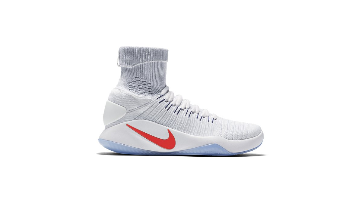 51925a674ece2 bounce with it the nike hyperdunk 2016 flyknit white navy