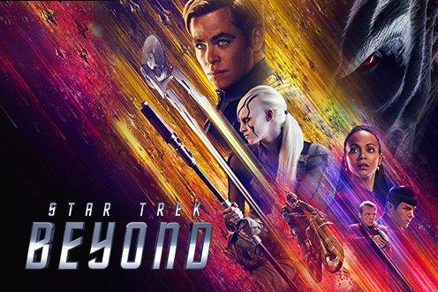 Star Trek Beyond (2016) | The 13th Star Trek Movie