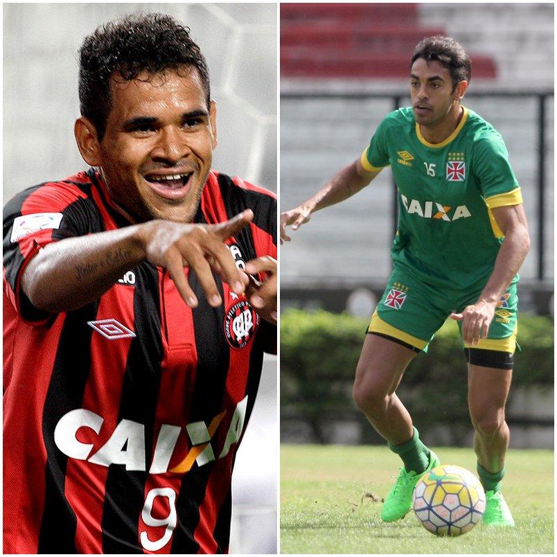Junior Dutra e Éderson são os novos reforços do Vasco para a temporada  https://t.co/n13AQhhDQI
