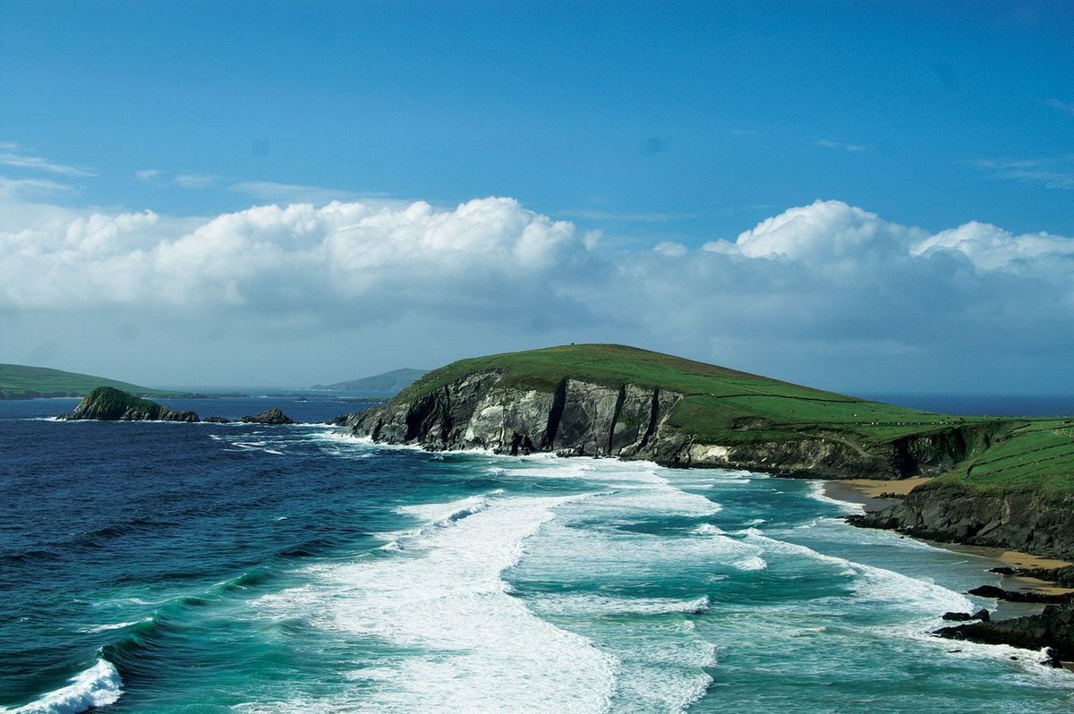 There is no better place than #Ireland when the sun shines #hottestdayoftheyear https://t.co/78QZ56RwRU