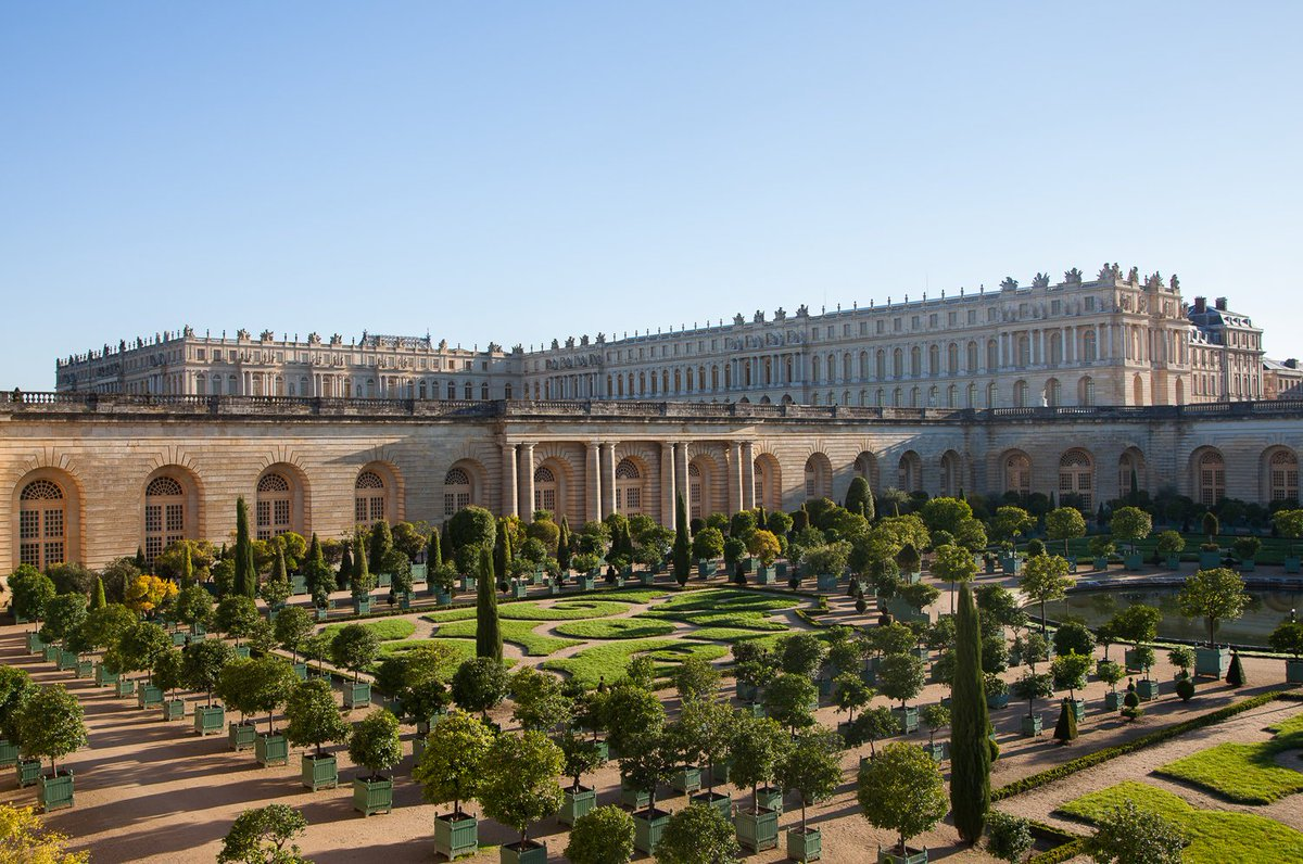 Chateaudeversailles on twitter l 39 architecture classique for Architecture classique