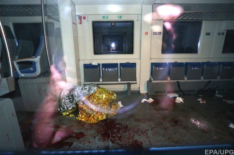 В Германии 17-летний афганец с топором ранил 15 пассажиров поезда - Цензор.НЕТ 5040