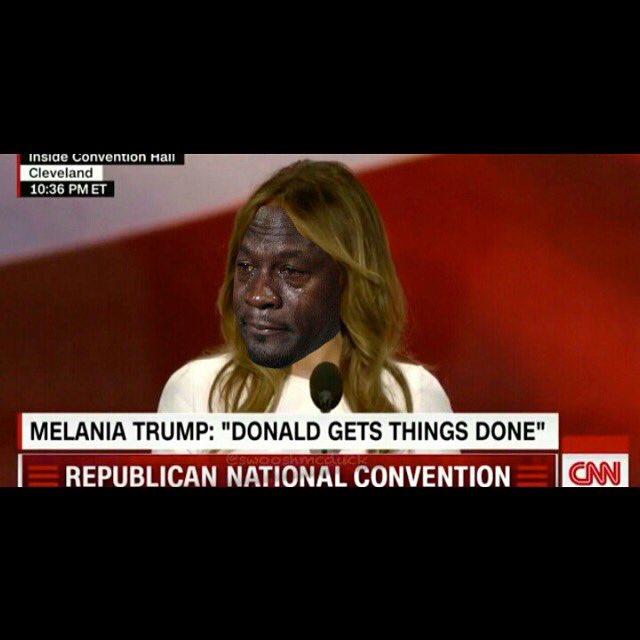 Congratulations @MELANIATRUMP!!!                    you played ya self... https://t.co/uELpuEv4E3