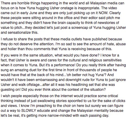 Dear Malaysians...please practice some critical thinking when consuming your media! https://t.co/Gu8W4wASOI
