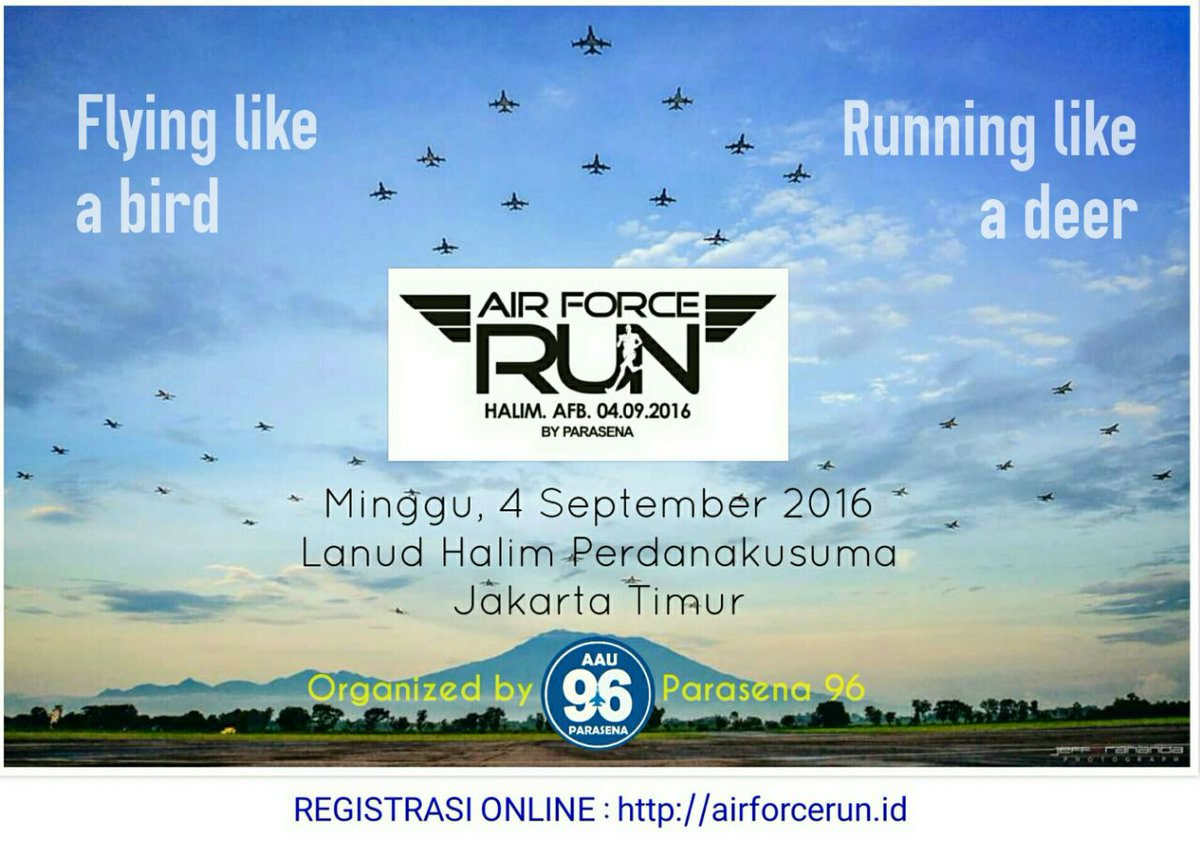 Air Force Run 2016
