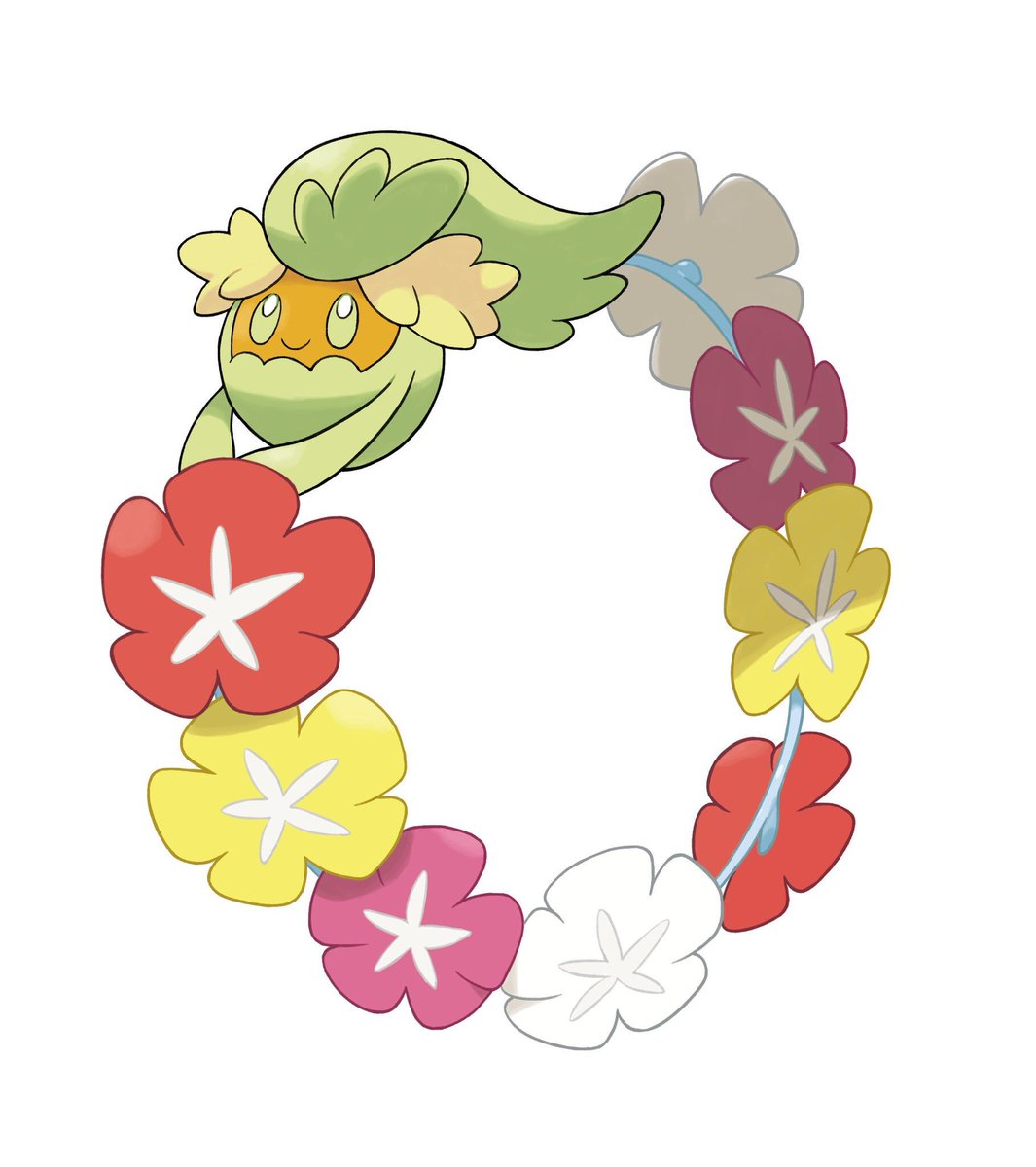 flower hawaiian fun hawaii leis fancy item flowers diy dress beach necklace party garland