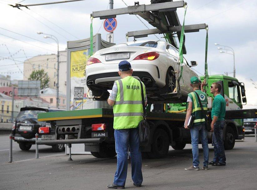 Куряне смогут забрать автомобиль со штрафстоянки по доверенности