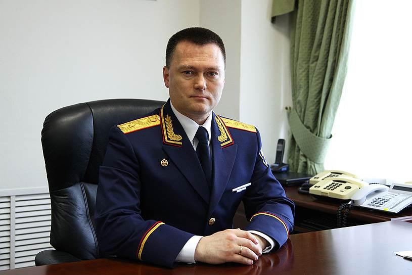 Генералы следственного комитета фото