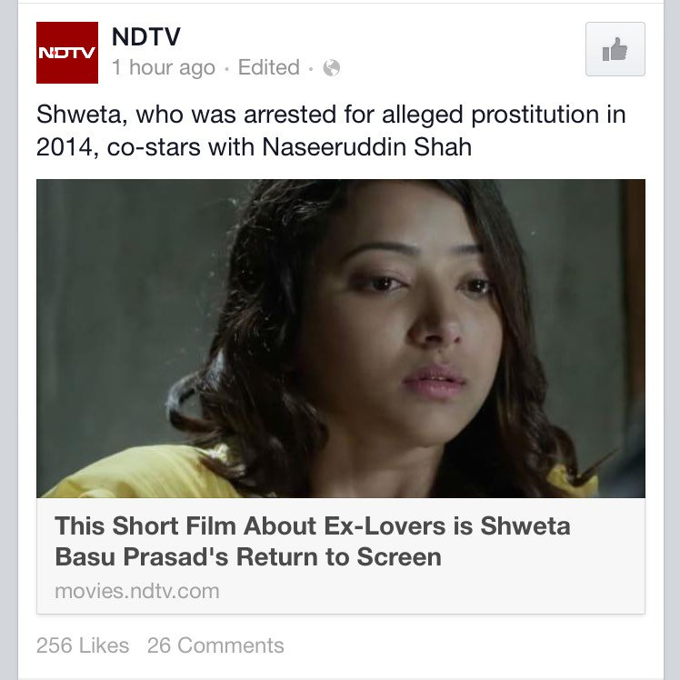 Wow @ndtv your respect for women is unprecedented. Kudos. https://t.co/dqTupHlFUy