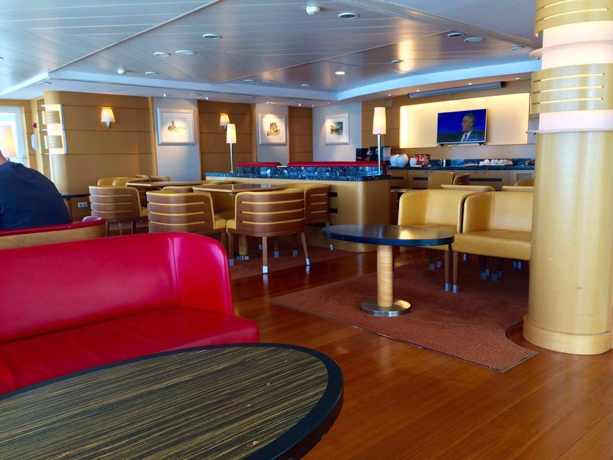 Brittany Ferries On Twitter With A Commodore Cabin Onboard