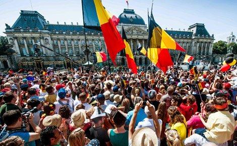 Découvrez le programme des festivités du #21juillet à Bruxelles : https://t.co/9PeL21rWJ2 https://t.co/KRW3L2NCxS