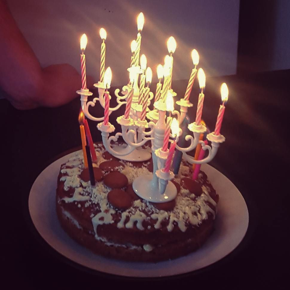 Birthday Cake Candelabra Topper Best Of Amazon Happy Ideas
