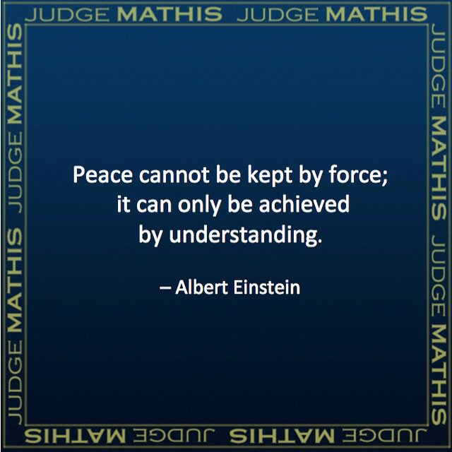 """Peace cannot be kept by force; it can only be achieved by understanding."" - Albert Einstein #Quote https://t.co/NgTDxeCECf"
