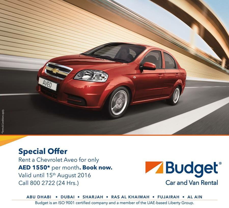 Budget Car Rental: Budget Rent A Car (@budgetuae)