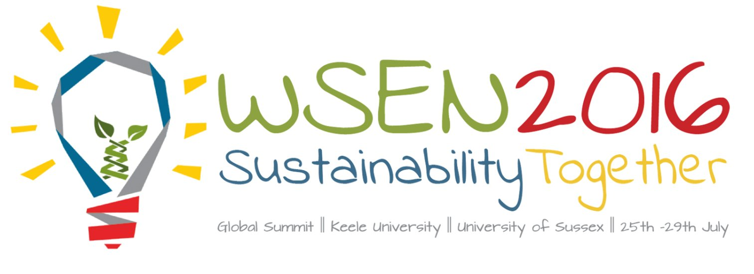 .@KeeleUniversity and @SussexUni host #WSEN2016 Global Summit https://t.co/t62UjTTYPz #Sustainability @GreenKeele https://t.co/hiKFTE2sXX