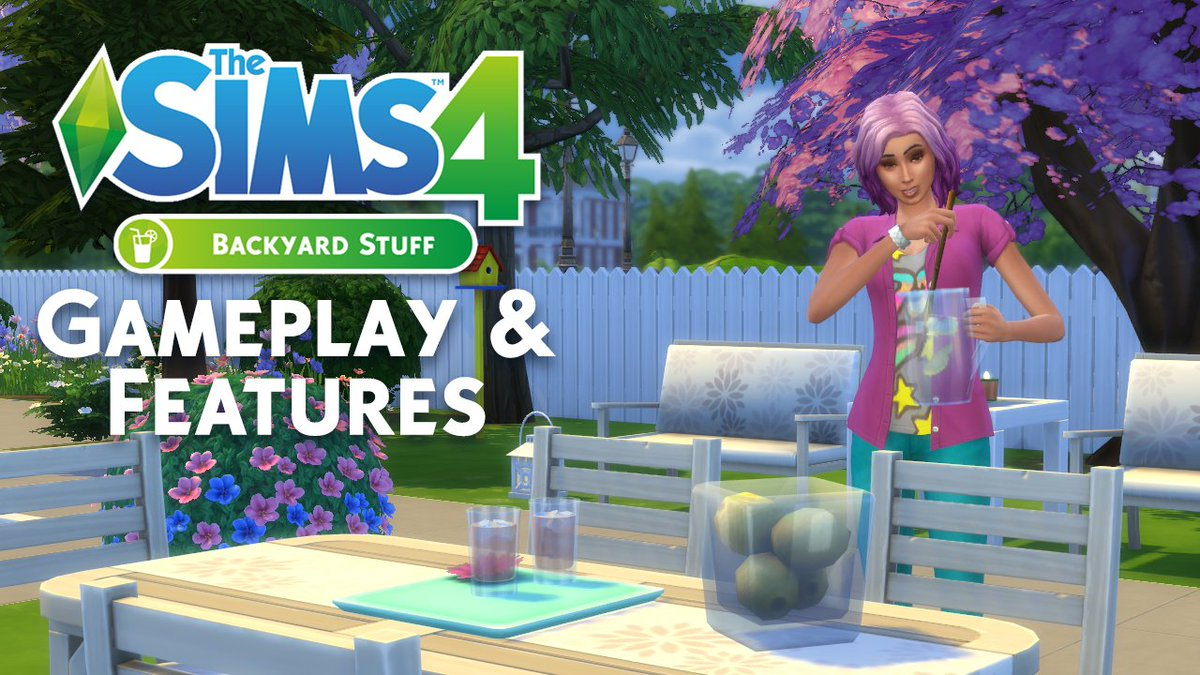sims 4 backyard stuff gameplay features pic twitter com ez0laawie2