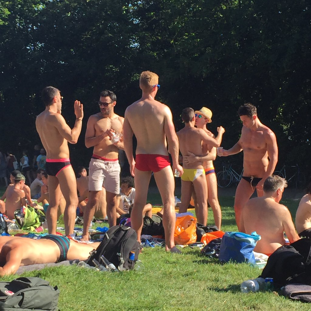 Hampstead heath gay