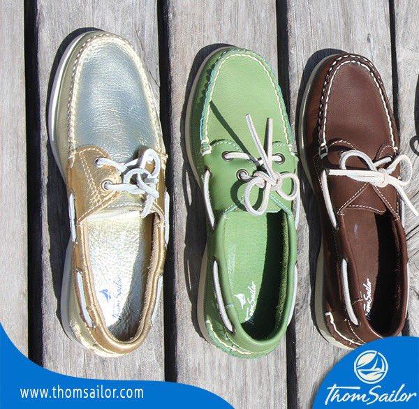 Moda y color con Thom Sailor #zapatos