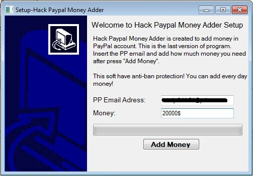 PayPal Money Adder on Twitter: