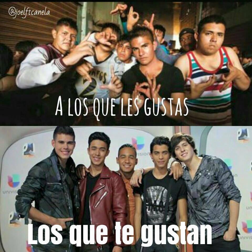 "CNCO Fans Guatemala on Twitter: ""¡Los mejores 4 memes de los chicos ..."