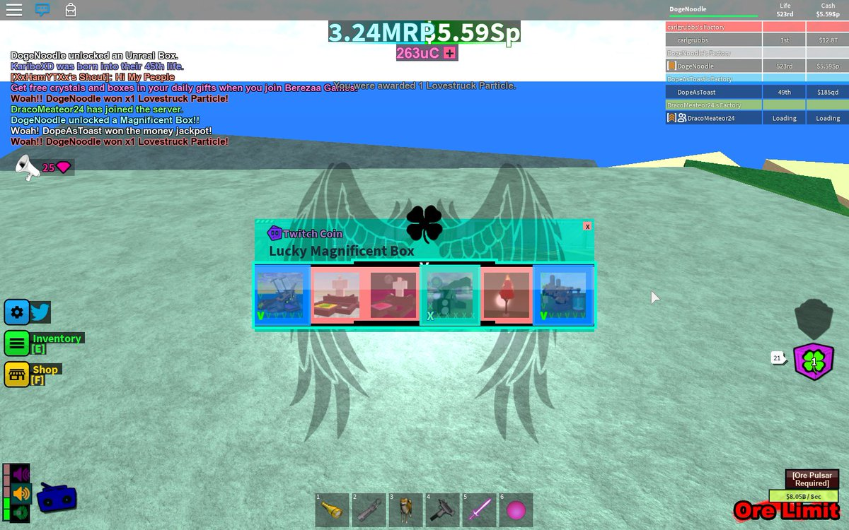Azure Mine Roblox Codes Andrew Bereza On Twitter Tried Out Azure Mines On My Iphone The Ui Was Horrid The Tools Didn T Work But The Framerate Was Pretty High Actually Viable For A Port