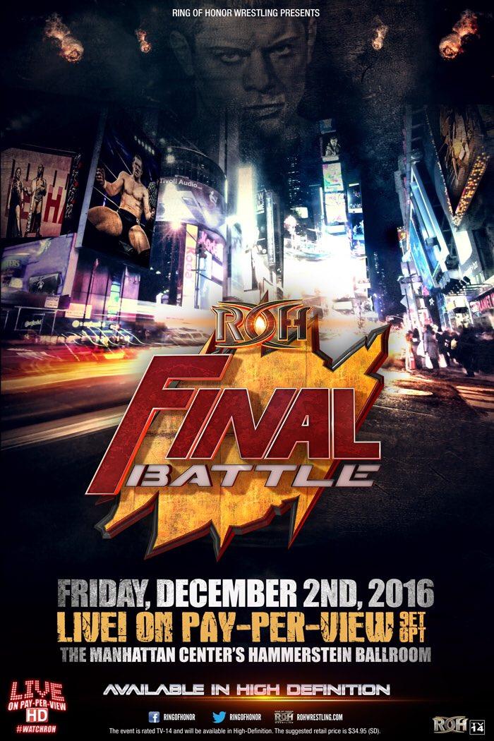 Cody Rhodes Set For ROH Final Battle CnxKQFHUsAAAge8
