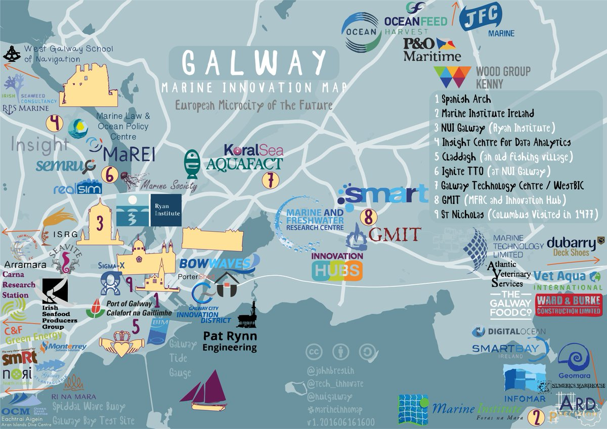 New @tech_innovate Galway Marine Innovation Map (Creative Commons) https://t.co/7ngBJz6hKL #marine #maritime #galway https://t.co/vOBELZ3hYq
