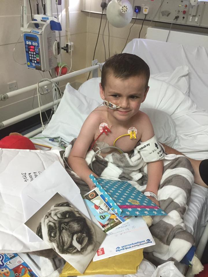 Would you like to send little Jack a card to make him smile❓click here https://t.co/rSxBcIV4ZW @postpals ❤️ https://t.co/pgh2sf97v8