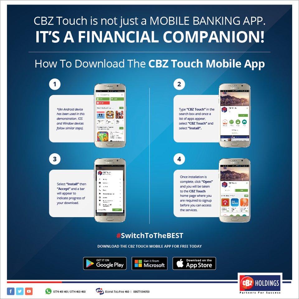 CBZ Holdings on Twitter: