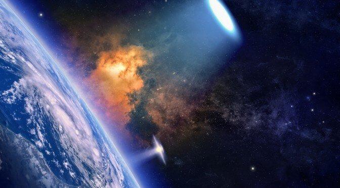 Avvistamento UFO nello Spazio, NASA interrompe diretta streaming dalla Stazione in orbita