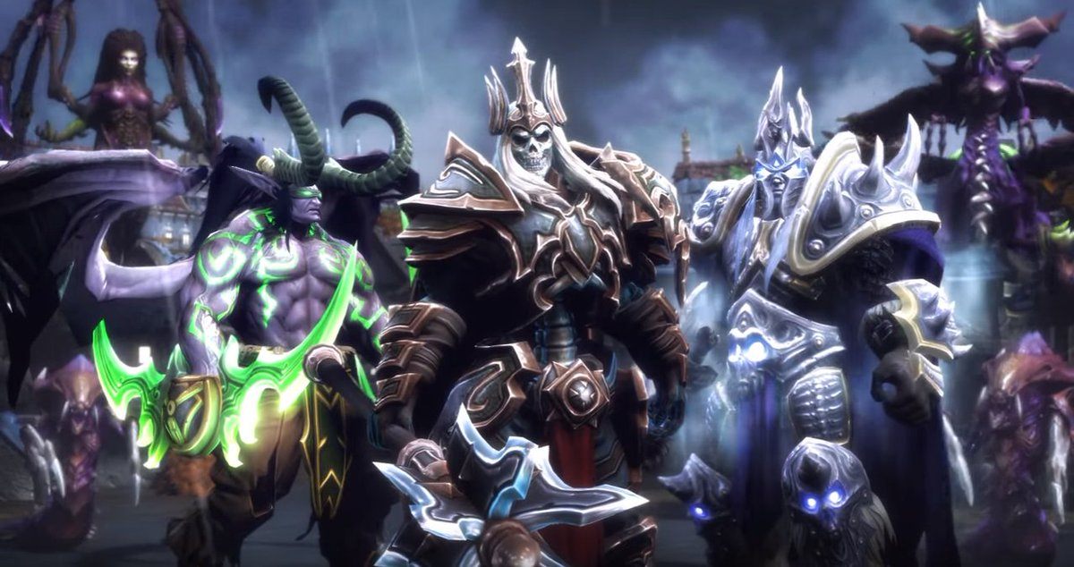 Heroes Of The Storm On Twitter Leoric Arthas Illidan Kerrigan And Zagara The Backstraitor Boys It's been obvious and reported millions of times about arthas' model being absolutely outdated or very inaccurate to his real look. leoric arthas illidan kerrigan