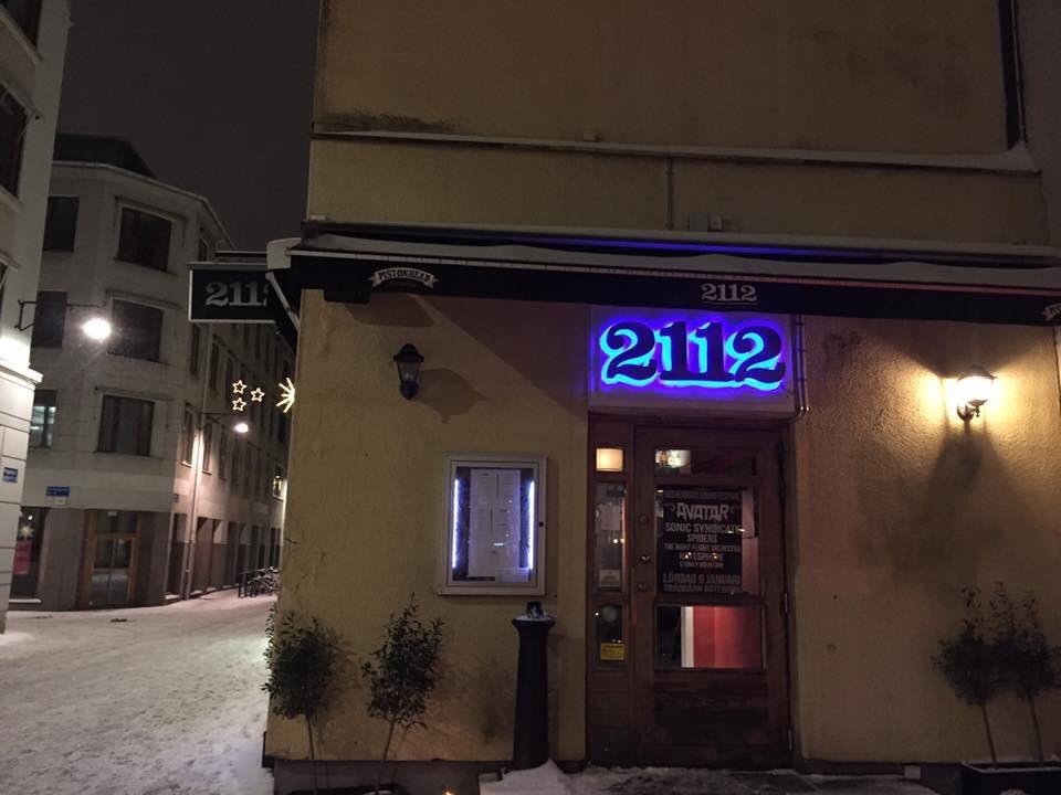 ヨーテボリ出身のメタルバンド、イン・フレイムスのメンバーが経営するレストラン。メニューのクオリティはもちろん有名なメタルアーティストのあんな人やこんな人が。経営するご本人達にも会えることも。  #とびきりのスウェーデン #2112 https://t.co/v6D0Rxh41E