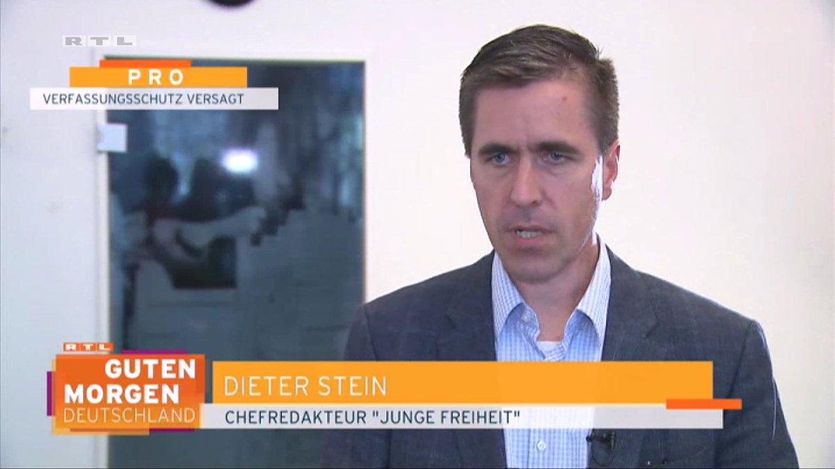 Dieter Stein On Twitter Bei Rtl Guten Morgen Deutschland