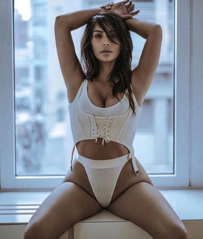 Image result for kim kardashian photoshoot 2016