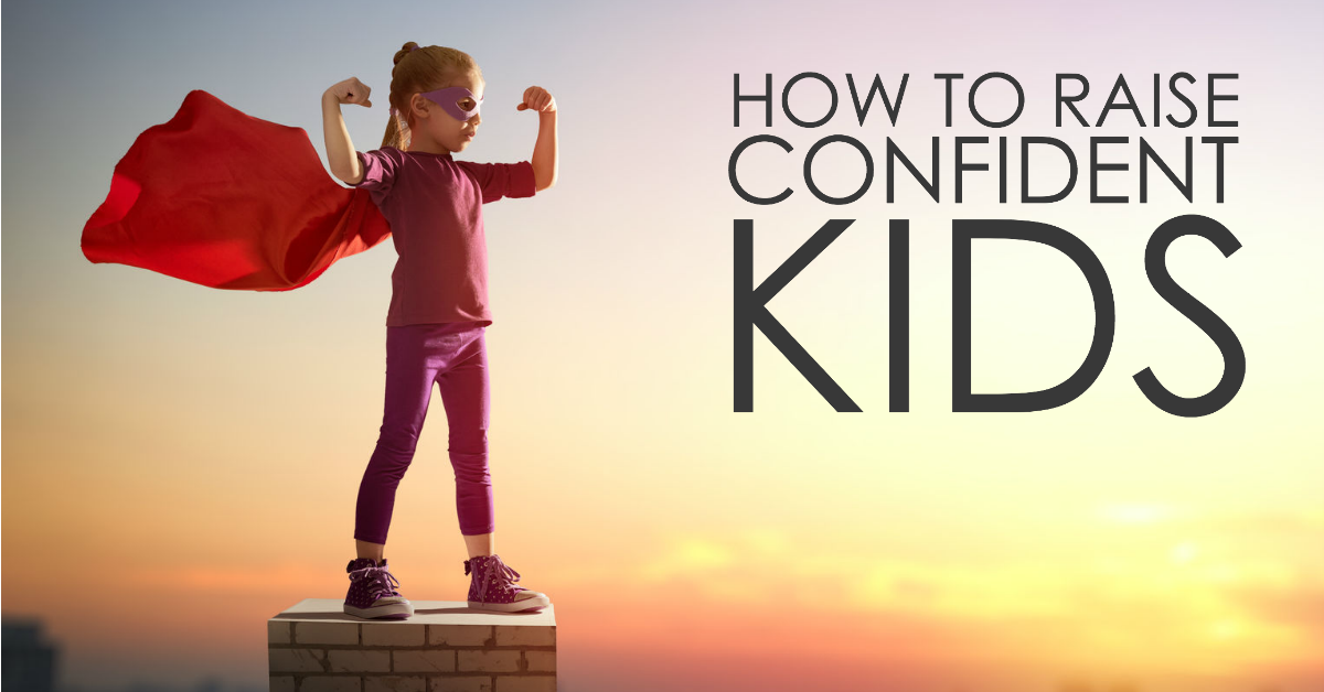 How to Raise Confident Kids - https://t.co/EpGpaixAVi #parenting #inspiration #LWSL https://t.co/KzbkIky5NH