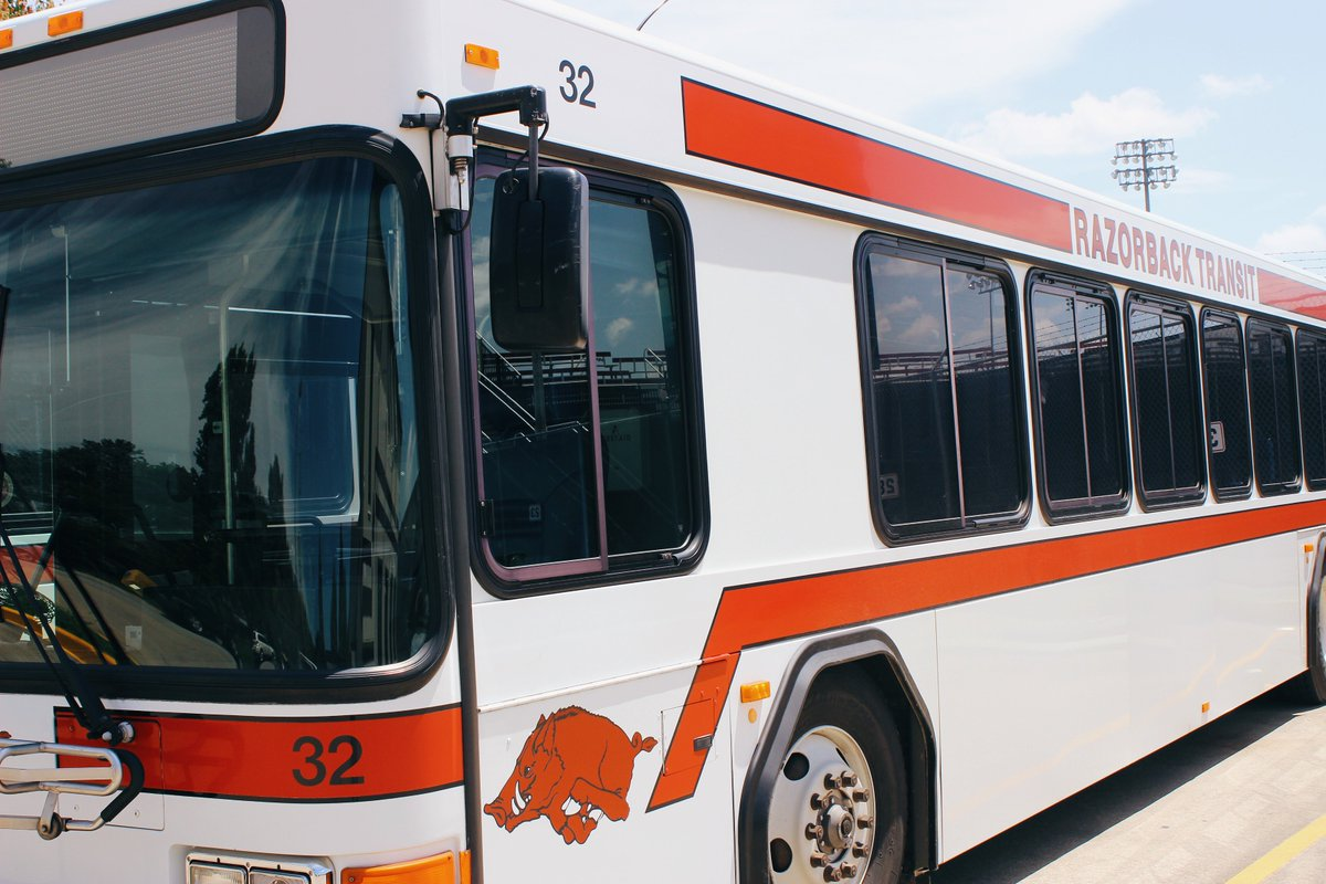 """ua transit & parking on twitter: """"check out the new fall bus routes"""