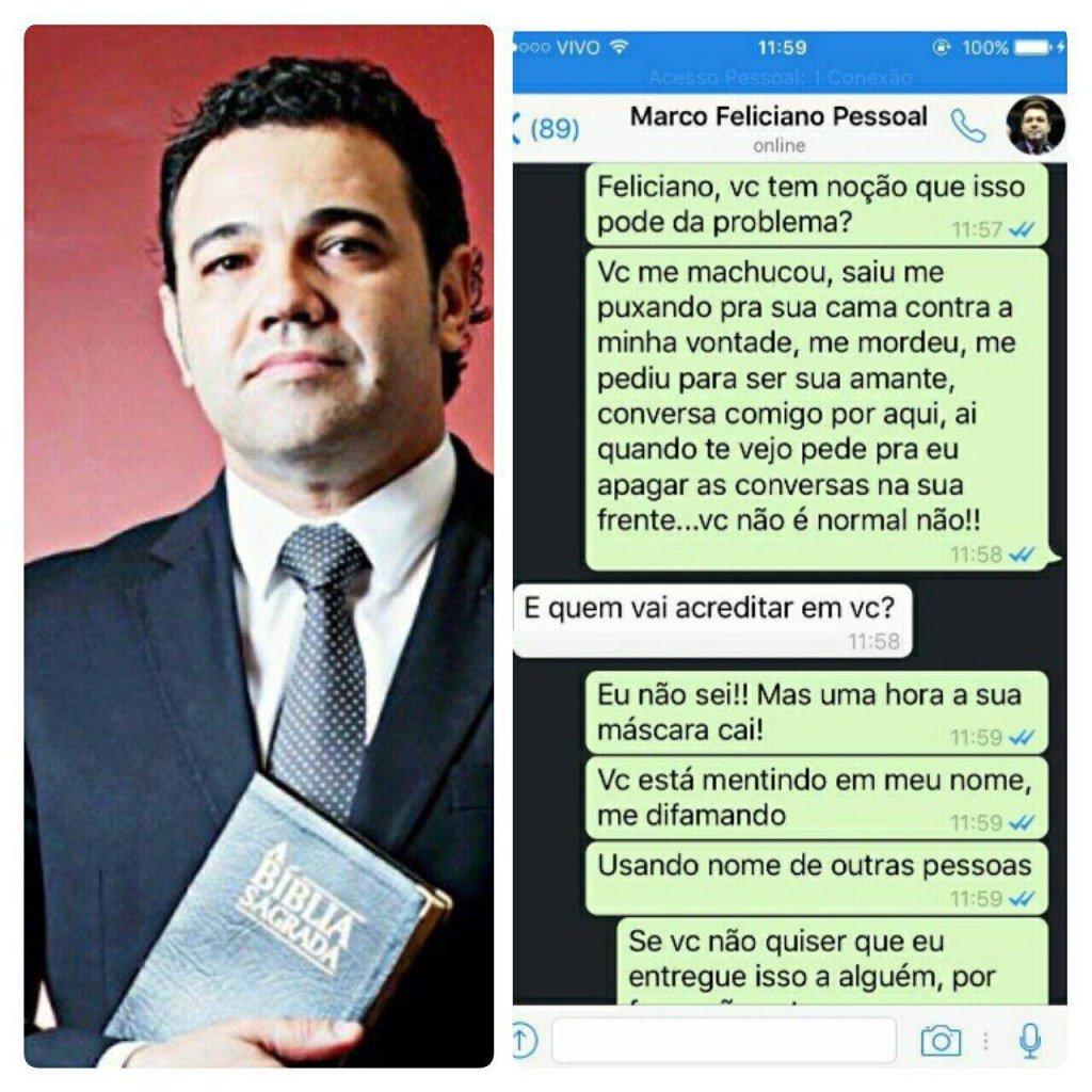 Resultado de imagem para pastor marcos feliciano acusado de estupro