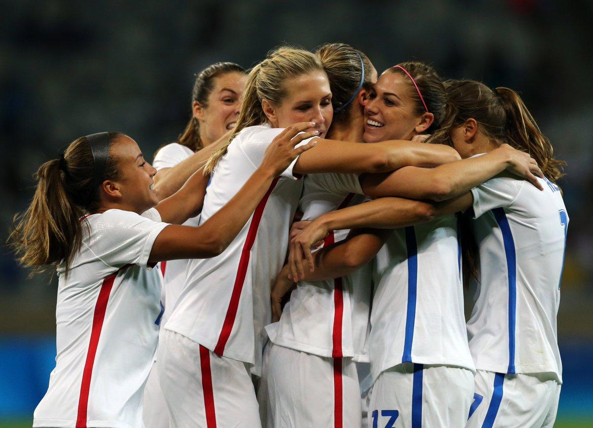 """New Zealand News Twitter: BuzzFeed News On Twitter: """"US Women's Soccer Team Beats"""