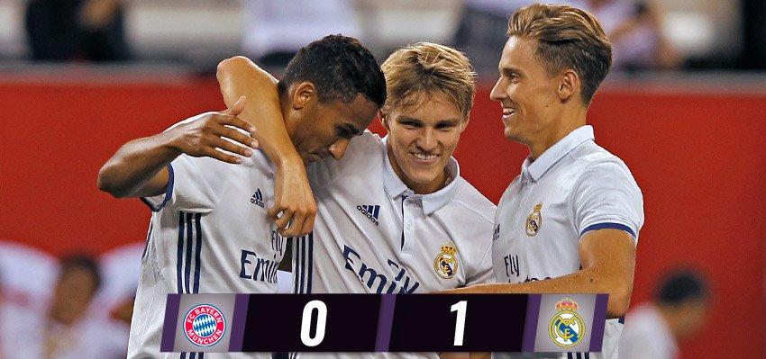 Bayern Monaco-Real Madrid risultato finale 0-1, risolve Danilo a 10 minuti dalla fine