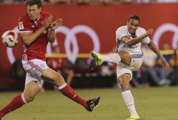 Il Real Madrid ha battuto il Bayern Monaco 1-0 con gol di Danilo