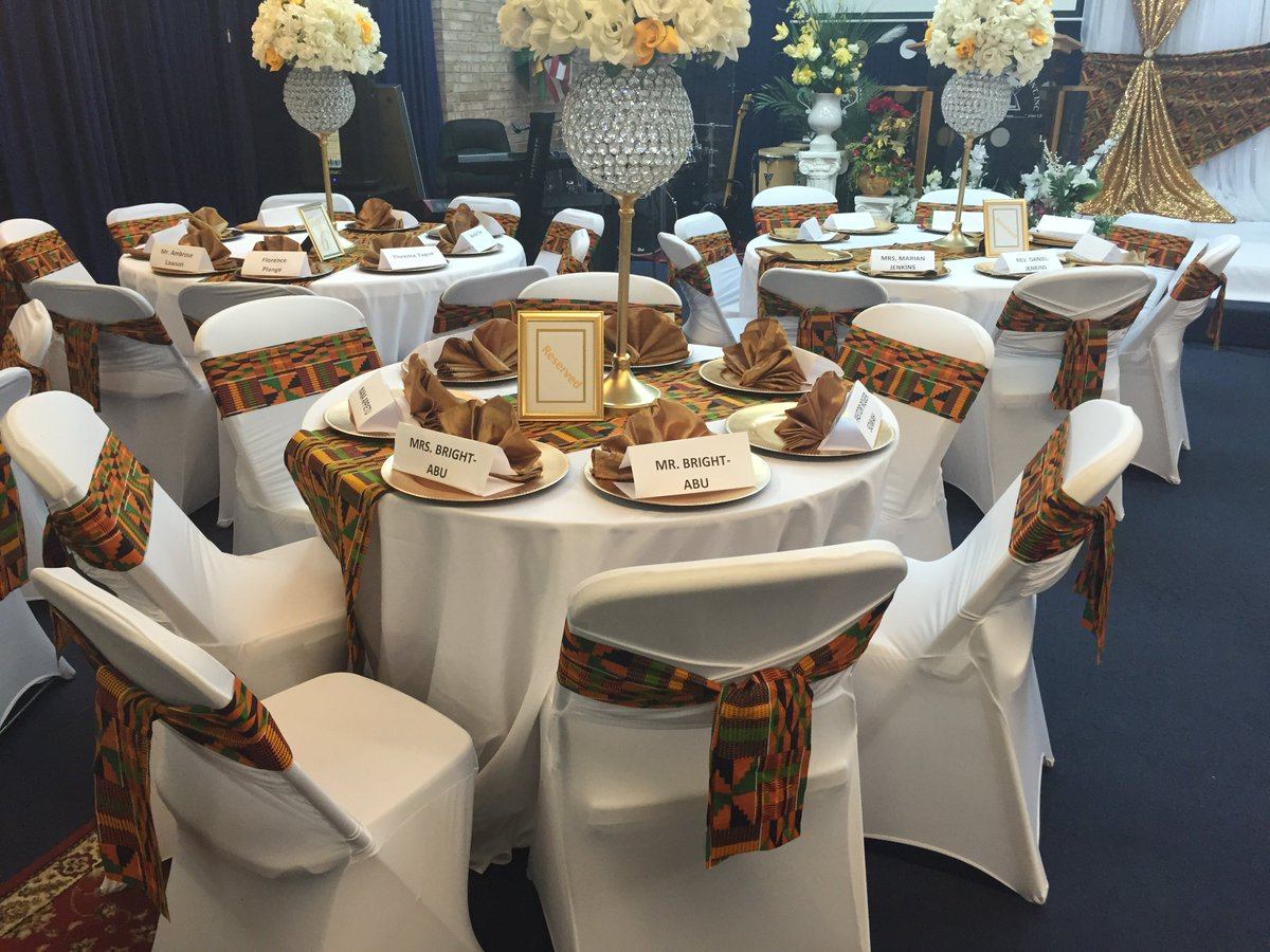 """African Wedding Decorations: L And K Events On Twitter: """"Traditional Wedding Decor"""