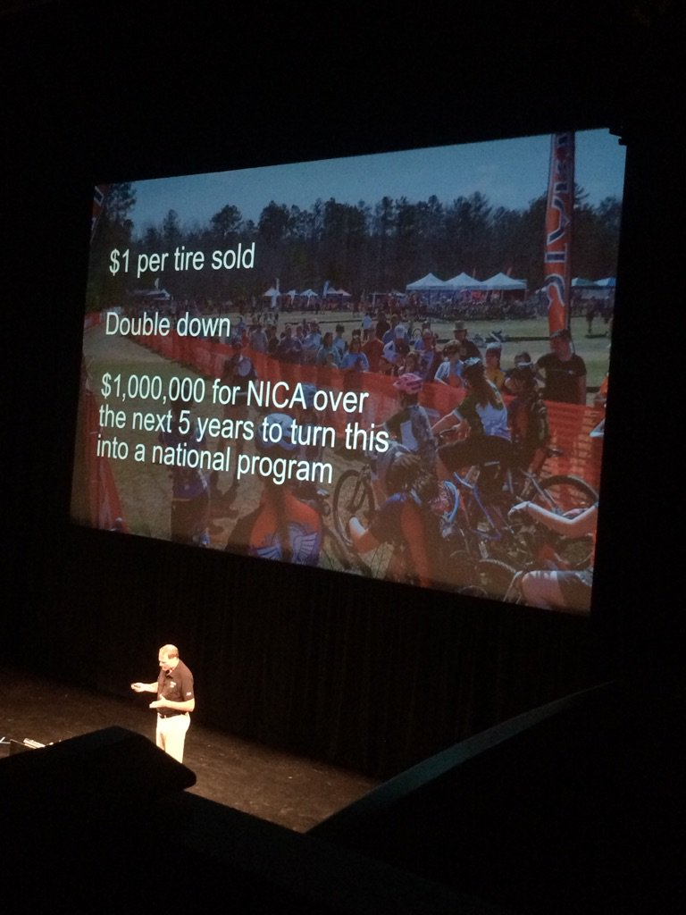 Trek is giving NICA a Million dollars, mountain biking will be a major sport in US high schools! https://t.co/EJvrekeiDU