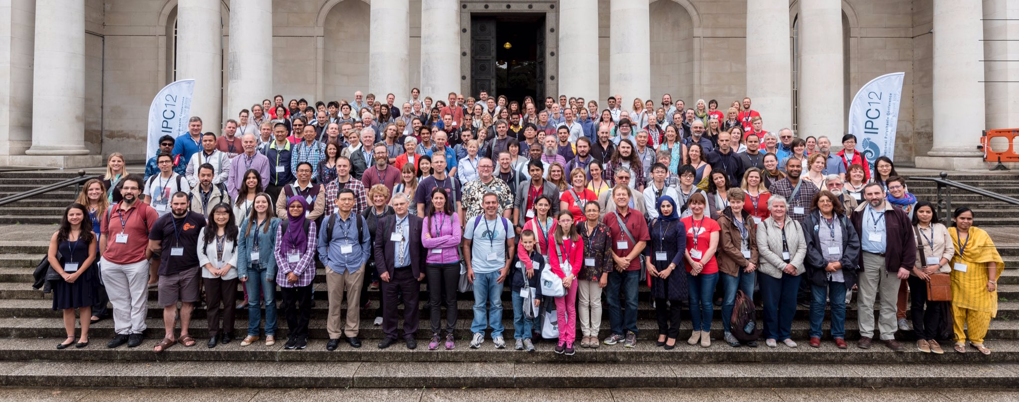 Thumbnail for 12th International Polychaete Conference - Day 1