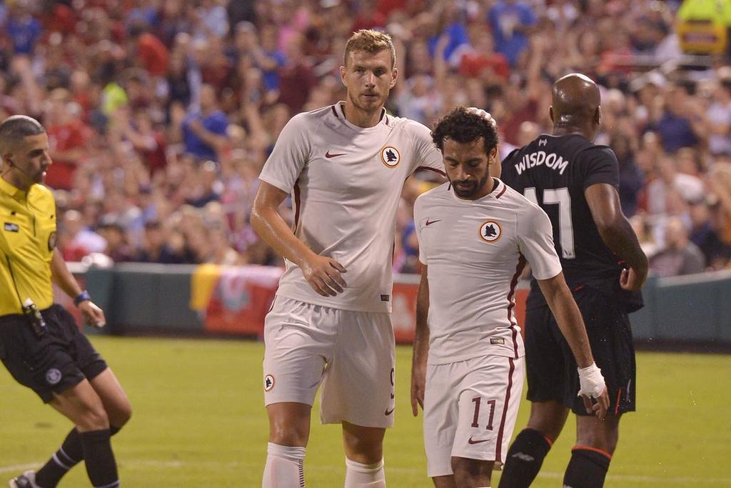 LIVERPOOL ROMA Video Gol: successo giallorosso con Dzeko e Salah