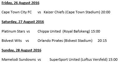 The #MTN8 fixtures have been announced, #WafaWafa is nearly here. https://t.co/qQ7AcyhVP4