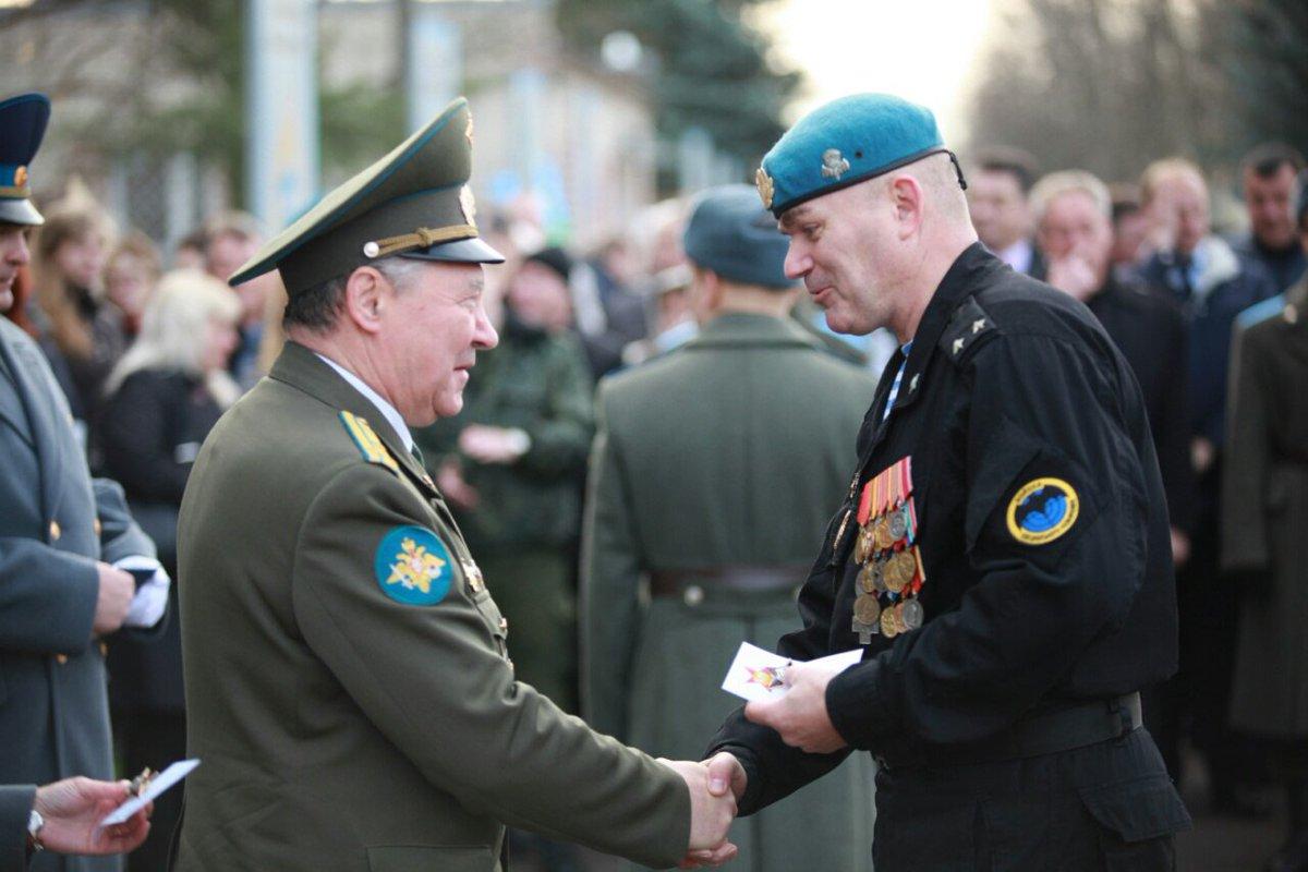 Поздравления для участников боевых действий