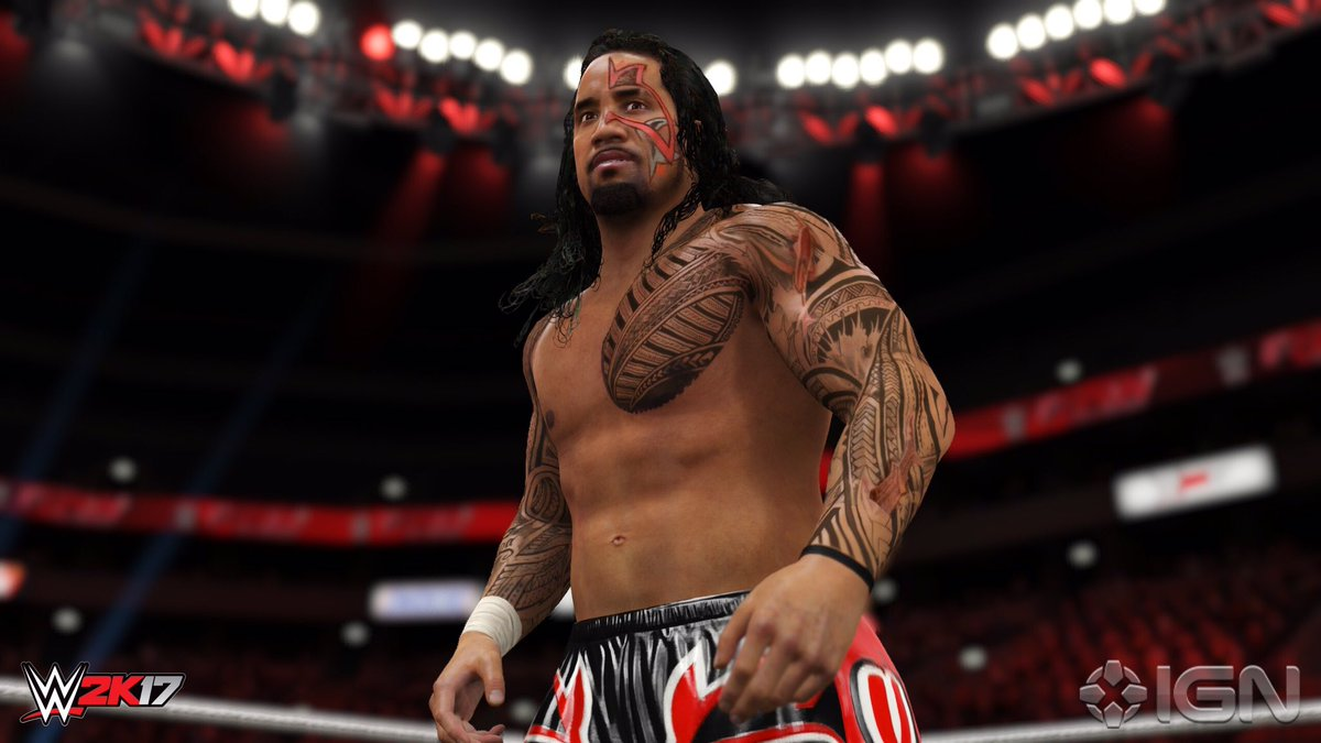 The Usos - WWE 2K17 Roster Reveal