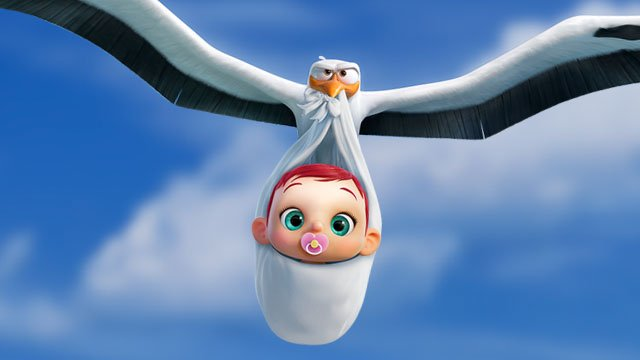 New Storks Trailer Featuring Andy Samberg & Katie Crown 1